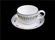 Johnson Brothers Provincial Cup & Saucer Sets