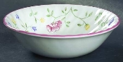 Johnson Brothers Summer Chintz Dessert Bowls-Made In England