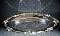 International Silver King George III Silver Serving Platter