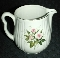 Hall China Radiance Heather Rose Water Pitcher