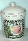 Certified International Winget Harvest Fair Coffee Canister