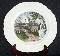 Schumann Germany Wren Building Williamsburg Embossed Plate