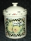 Certified International Winget Harvest Fair Tea Canister