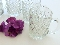Paul Sebastian Diamond Crystal Tall Mugs