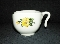 Harmony House Salem China Yellow Hibiscus Gravy Boat