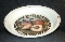Certified Int Susan Winget Harvest Fair Peach Pie Plate