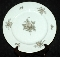 Rosenthal Continental Colonial Rose Dinner Plates