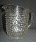 Anchor Hocking Clear Hobnail  Beverage Pitcher 48 ounces