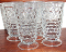 Colony Glass American Whitehall Clear Iced Tea Glass Sets