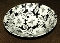 Johnson Brothers Brocade Black Ironstone Soup Cereal Bowls