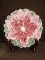 Omnibus Japan Sculpted Poinsettia Canape Plate