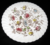 Johnson Brothers Staffordshire Bouquet Dinner Plates