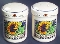 Certified Intl Susan Winget Sunflower Stovetop Shaker Set