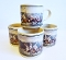 Ralph Lauren Polo Vintage Mug Sets