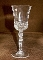 Royal Crystal Rock Aurea Wine Goblets