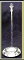 Vintage Ornate Twisted Stem Silver Plated Large Punch Ladle