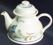 Johnson Brothers Sirocco Teapot