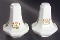 Johnson Brothers Posy Salt & Pepper Shaker Set