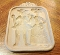 Hartstone Pottery Limited Edition George & Martha Cookie Mold
