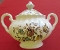 Johnson Brothers Staffordshire Bouquet Sugar Bowl