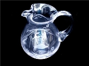 Fostoria Crystal Jolie Beverage Pitcher