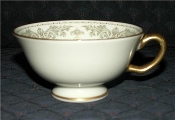 Lenox Noblesse Footed Tea Cups
