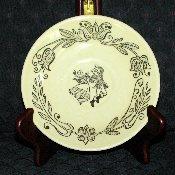Royal China Bucks County Tea Saucers