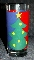 Libbey Life Styles Christmas Tree Tall Tumblers