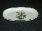 Royal Vale Ridgway Pottery Porcelain Botanic Bread Tray