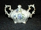 Rossetti Meadow Belle Hand Painted Sugar Bowl