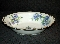 Rossetti Meadow Belle Hand Painted Oval Vegetable Bowl
