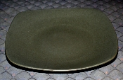 Noritake Colorwave Graphite Square Salad Plate