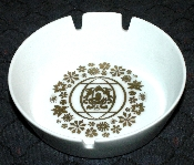 Schonwald Hotel Inter-Continental Geneva Ashtray