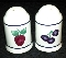 Princess House Orchard Medley Salt & Pepper Shaker Set
