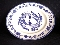 Vintage Monarch Potteries Chanticleer Dinner Plates