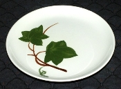 Southern Blue Ridge Potteries IVY by Joni Bread & Butter Plates