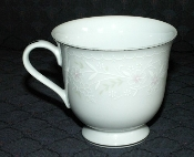 Salem China Spring Blossom Footed Tea Cups