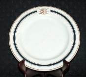 Walker China Washington Golf & Country Club Luncheon Plates