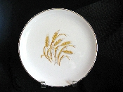 Homer Laughlin Duz Detergent Golden Wheat Dinner Plates