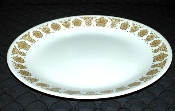 Corning Corelle Butterfly Gold Dinner Plates