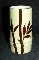 Weil Ware Bambu Yellow Tall Ceramic Tumblers