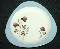 Copeland Spode Summer Days Tri Cornered Salad Dessert Plates