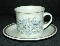 Royal Doulton Lambeth Stoneware Inspiration Cup & Saucer Sets