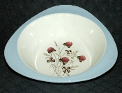 Copeland Spode Summer Days Tri Cornered Vegetable Bowl