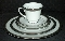 Noritake Crestwood Platinum Five Piece Place Setting