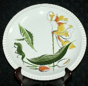 Salem China Water Lily Dinner Plates