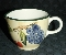 Dansk Fall Harvest Hand Painted Creamer