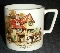 Crown Devon Coaching Days Hereford Swan Inn Over Sized Mug
