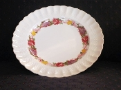 Copeland Spode Rose Briar Bread & Butter Plates
