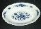 Nikko Rosette Ironstone Oval Vegetable Bowls